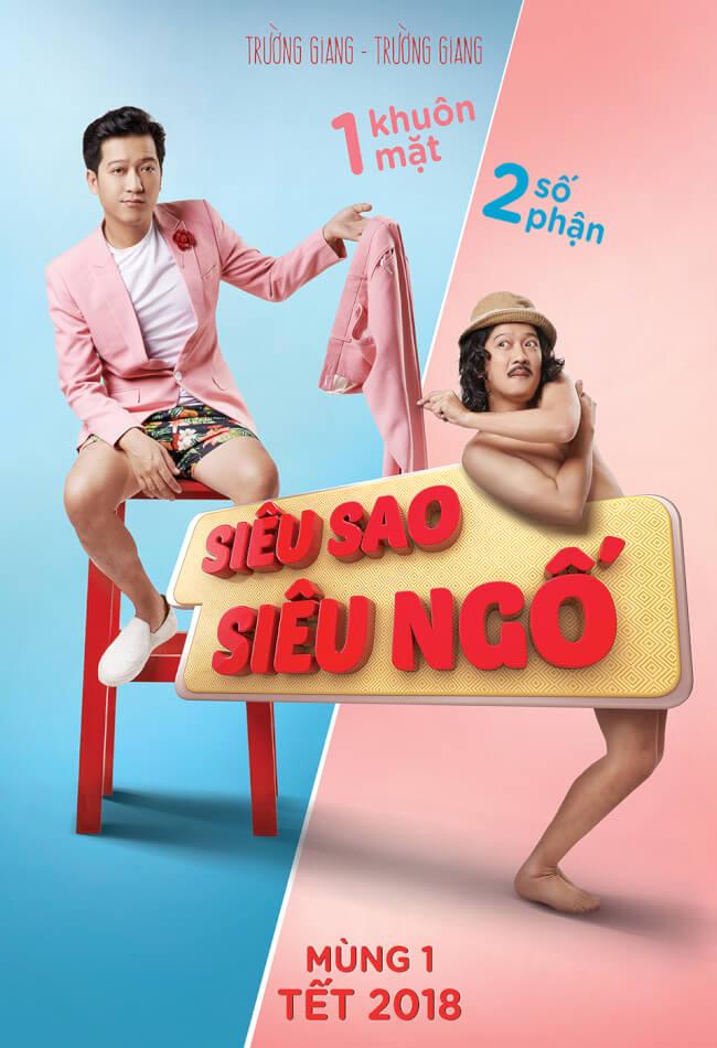 SIEU SAO SIEU NGO Movie Poster