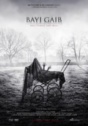 Bayi gaib: bayi tumbal bayi mati Movie Poster