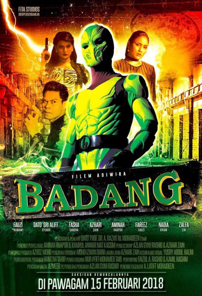 Badang Movie Poster