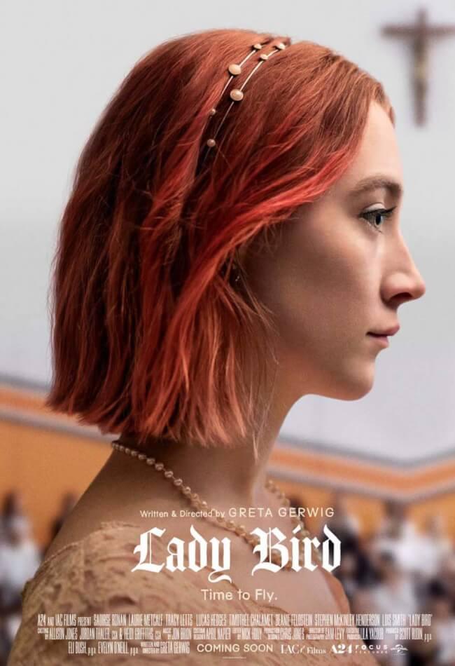 LADY BIRD Movie Poster