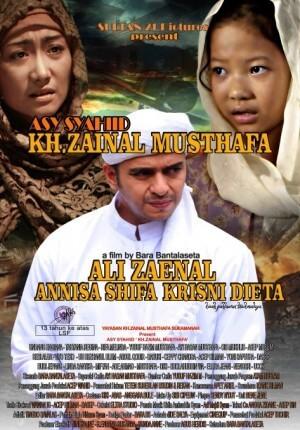Asy syahiid kh. zainal musthofa Movie Poster