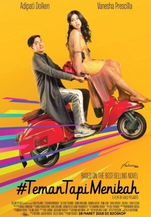 Teman tapi menikah Movie Poster