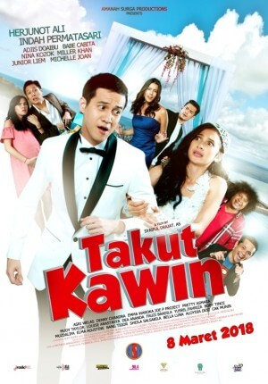 Takut kawin Movie Poster