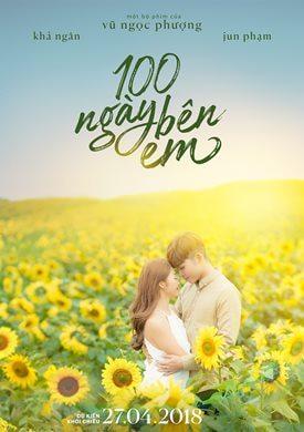 100 DAYS Movie Poster