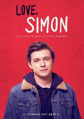 LOVE, SIMON Movie Poster
