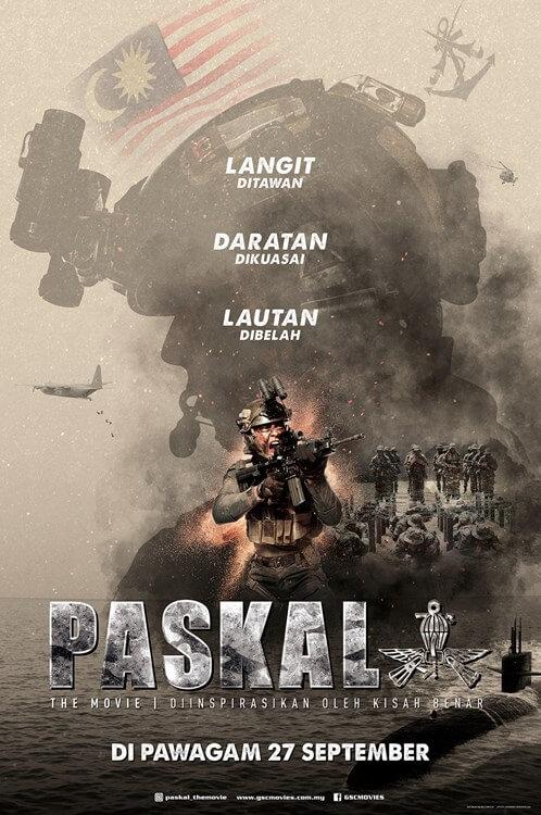 Paskal Movie Poster