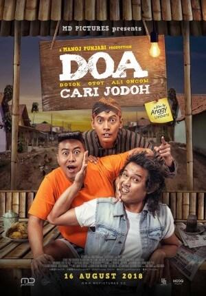 DOA - DOYOK OTOY ALI ONCOM: CARI JODOH (2018)