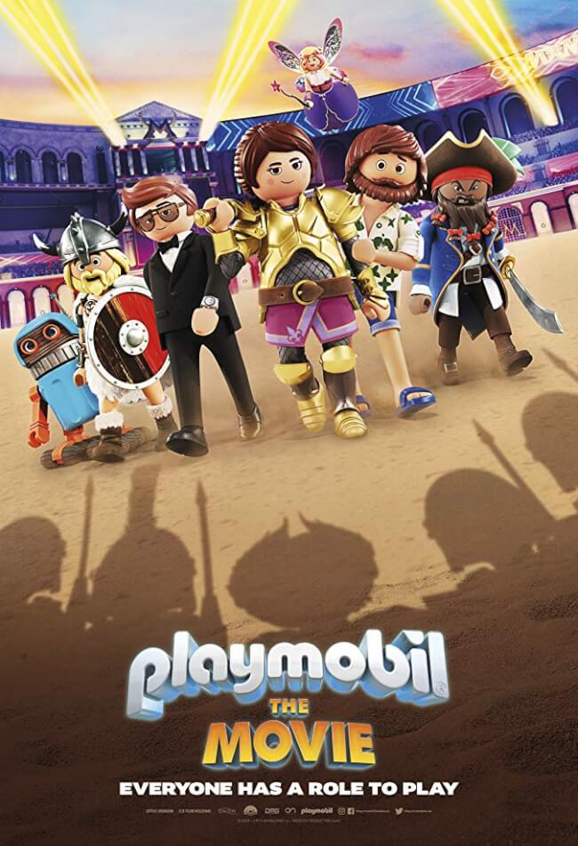 Playmobil: The Movie Movie Poster