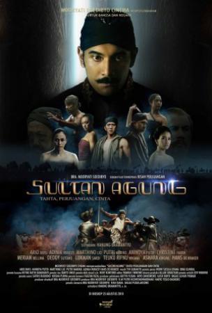 Sultan agung tahta, perjuangan, cinta Movie Poster