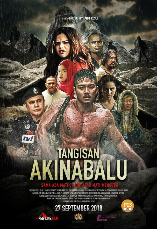 Tangisan Akinabalu Movie Poster