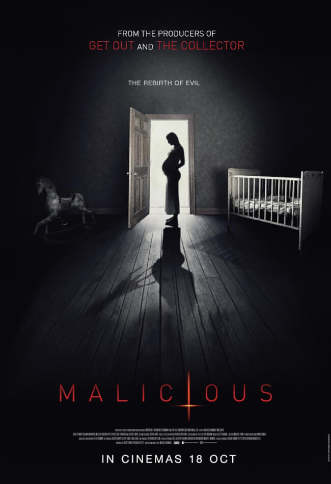 Malicious Movie Poster