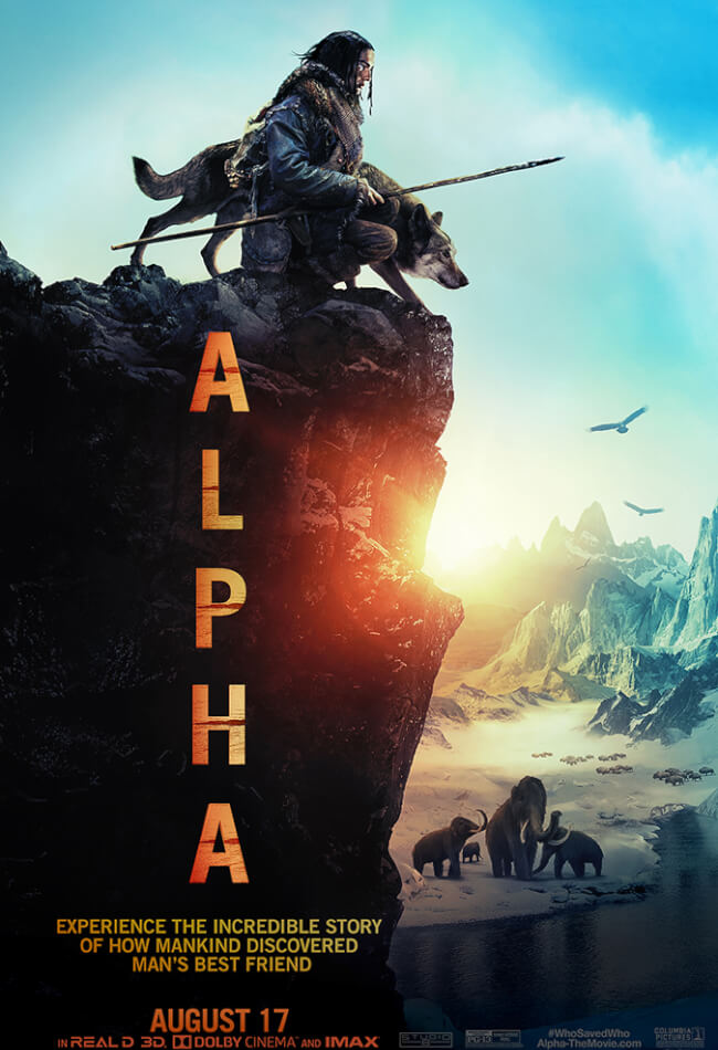 Alpha (2018) Movie Poster